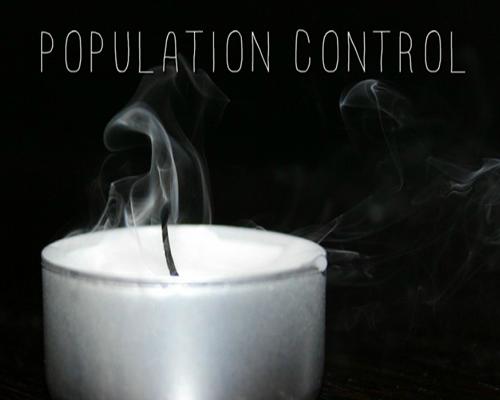 Your Inhabitants Control Holocaust