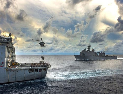 Meanwhile all hell has broken loose in the South China Sea by James Corbett