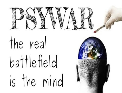 Psywar Battle For the Mind by Adrian Salbuchi