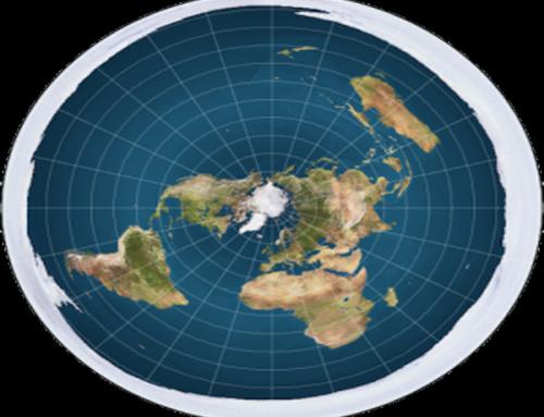 Flat Earth 2nd Biggest ''Conspiracy'' by Makia Freeman