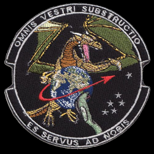 reptilian-patch