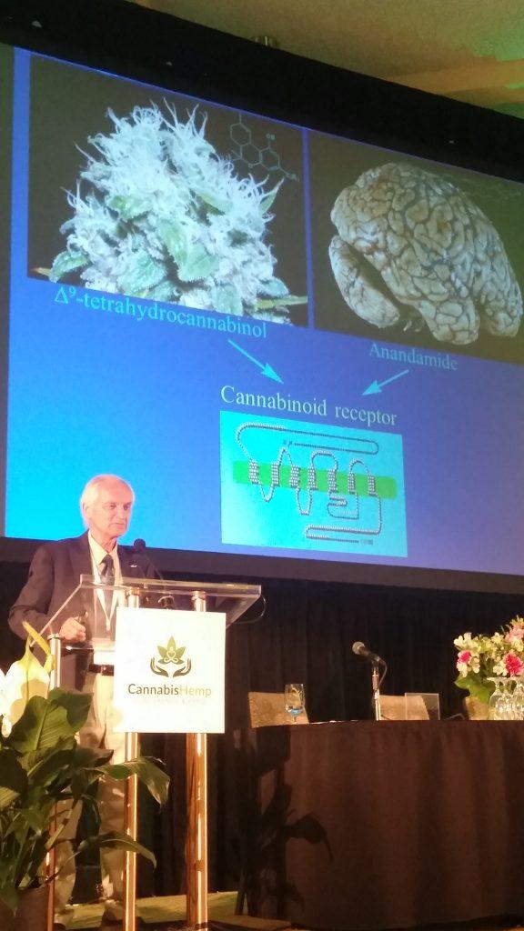 Dr. Lumir Hanus 2016 Keynote
