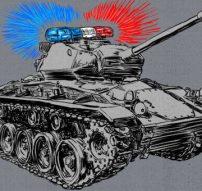 Police-Tank