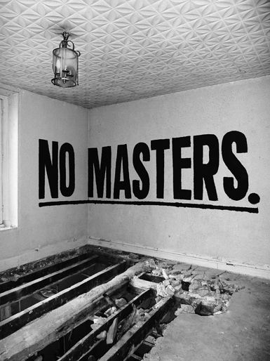 (88) NO MASTERS